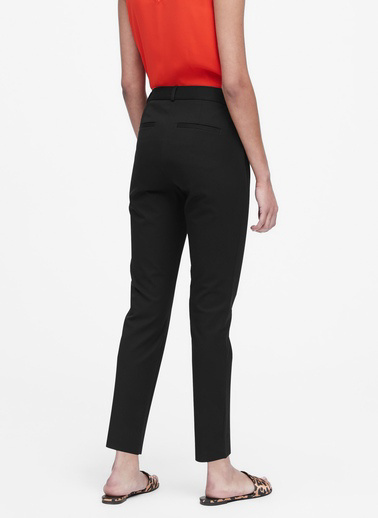 Banana Republic Sloan Skinny-Fit Pantolon Lacivert
